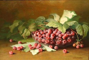 LaValley's expertise: Raspberries, offered at Stanton Auction on Nov 21, 2009