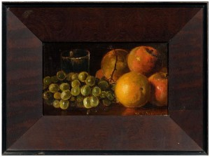 Benjamin Champney's Still Life Sold for $1000 at Brunks Auction