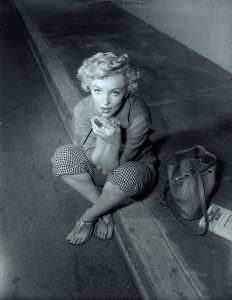 Ernest Bachrach (United States, 1899–1973), Marilyn Monroe, RKO, 1952. Platinum print from the original negative printed in 2007. Courtesy of the John Kobal Foundation