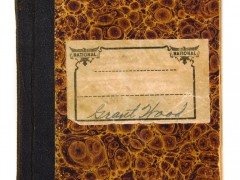 Grant Wood's Sketchbook Up for Auction