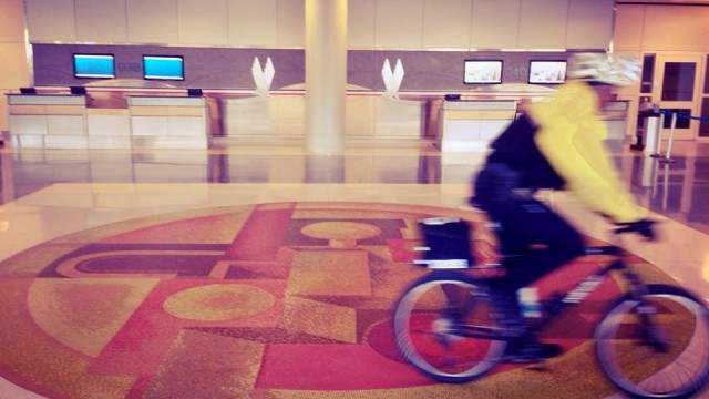 Untitled by Judy Dmith Hearst DFW Airport Art Terminal D