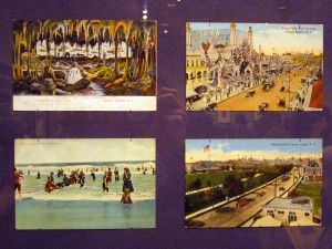Coney Island Postcards