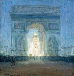 Henry Ossawa Tanner - The Arch - Brooklyn Museum Via Wikipedia