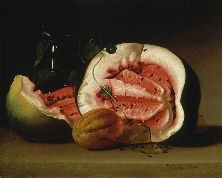 Raphaelle Peale [Public domain or Public domain], via Wikimedia Commons