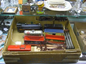Marx Toy Train