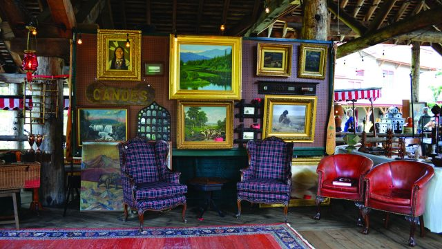 Two Adirondack Antiques Shows Offer Ultimate Antiquing Adventure