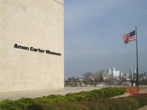 Amon Carter Museum in Fort Worth, Photo by Eric Miller