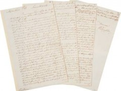 Benjamin Franklin's Famed 'Disputes with America' Letter of 1767 Released by Midwest Collector