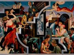 Major Benton Work Finds New Home at Met