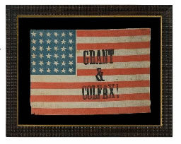 Bridgman General Ulysses S. Grant Flag