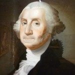 George Washington by Foeiqua at the New Britain Museum of American Art