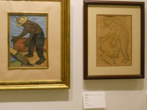 Diego Rivera's Bricklayer