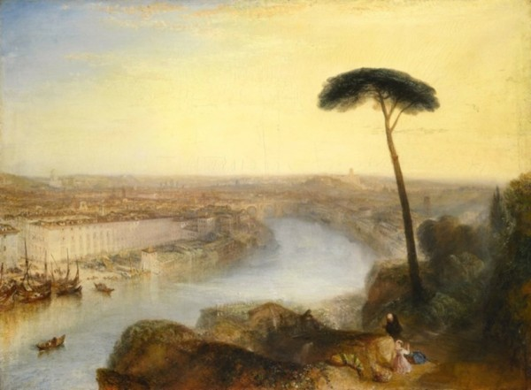 'Rome, from Mount Aventine' by J.M.W. Turner, 1835, brought an artist auction record of $47.4 million at Sotheby's London on Dec. 3, 2014.