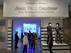 Gaultier at DMA: From Sidewalk to Catwalk
