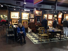 Exploring Ralph Willard's Tower Antiques Show