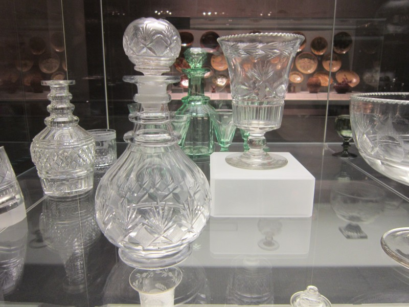 Bakewell Pittsburgh Glass at the Met in New York
