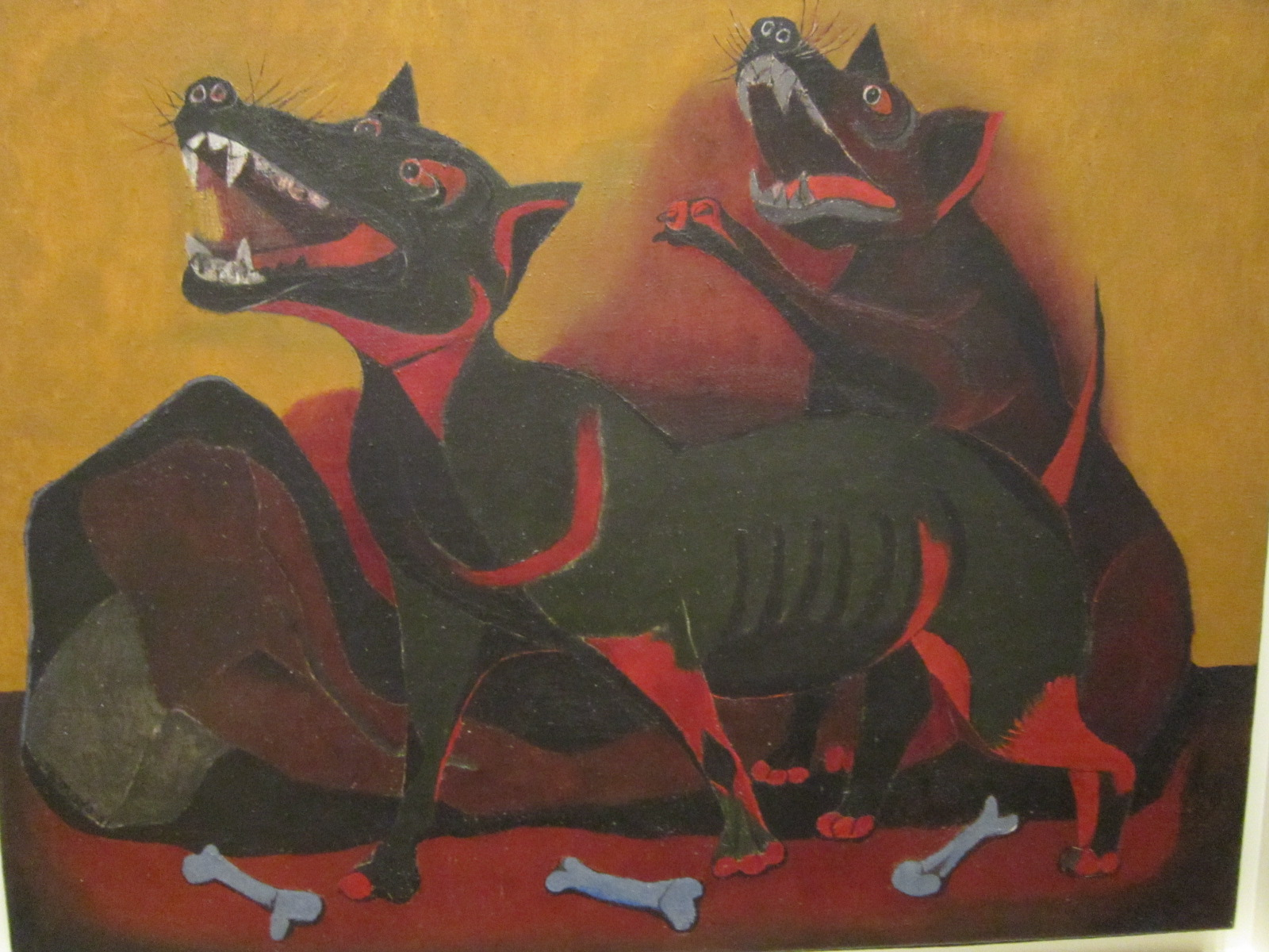Idea of Modern Art Rufino Tamayo at MOMA (1941)