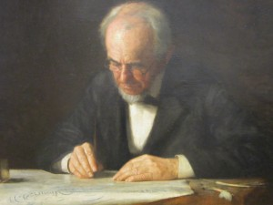 Eakins the Writing Master 2012