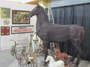 Horse Antiques Week in Nashville 2012