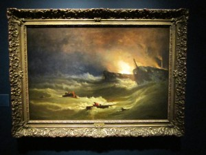 Birmingham Museum of Art American Tragedy at Sea Inness Eric Miller Photo