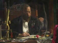 One Measure of a Great Portrait, Eakins at Crystal Bridges