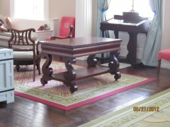 The Furniture at Bedford Springs