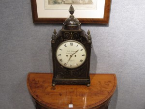 Clock: Time for Antiques Week in the US?