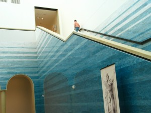 Blanton Museum of Art Interior Jan 2, 2012