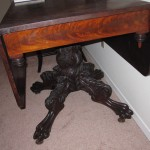 Classical Drop Leaf Table