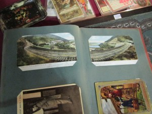 Horseshoe Curve Postcard  Victorian Greyhound