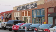 Oak Cliff Artists Bishop Arts District