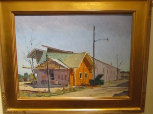 Lumber Yard, Grapevine by Jack Erwin, Turner House, William Reaves