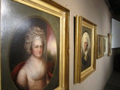 Rembrandt Peale Portrait Of George Washington Sets Record for a Porthole Portrait