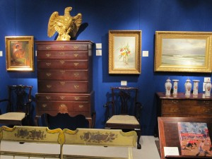 Dallas International Antiques Show 2011 Two