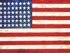 Jasper Johns Receives Presidential Medal of Freedom