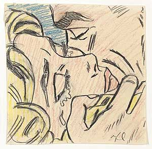 Lichtenstein Drawing Christies