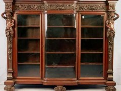 Horner Bookcase Brings More Than $22K