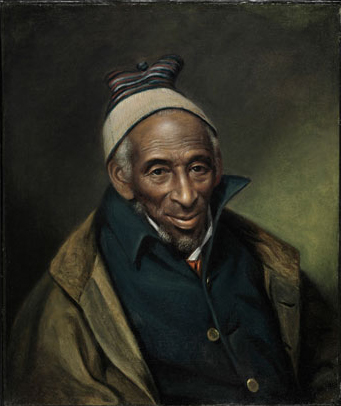 Peale African American or as Cain prefers, Black.