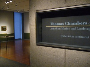 Thomas Chamber Exhibition at the American Folk Art Museum