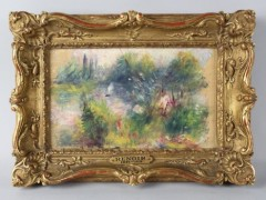 Flea Market Renoir May Have Been Stolen Decades Ago