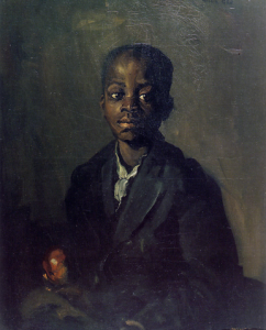 Willie Gee, 1904, oil on canvas, The Newark Museum.