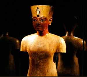 Tutankhamun and the Golden Age of the Pharaohs, come to New York in April 2010