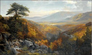 Thomas Moran's Autumn Landscape, New Acquisition at Crystal Bridges