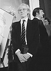 Andy Warhol, Collector of Antiques
