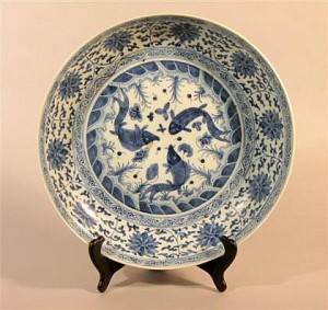 Chinese Porcelain from Freeman's