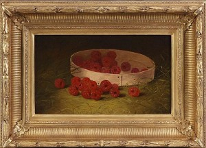 Lot 153: Still life by William Mason Brown was sold at Cottone on Sept 26 for $20,500