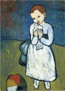 Child with a Dove Reposted from WikiPaintings