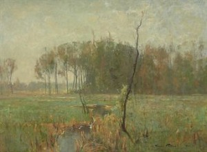 Summer Mist, Top Sold Lot at Christie's American Paintings, Drawings and Sculpture Sale