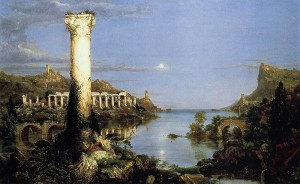 Summation by Thomas Cole