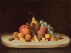 Rare Still Life by Duncanson Enters Collection of National Gallery of Art